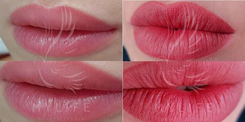 Перманентный макияж примеры работ